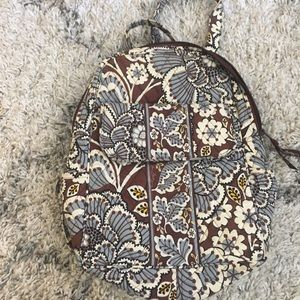 Vera Bradley backpack, great condition